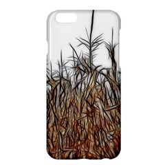 Abstract Of A Cornfield Apple Iphone 6 Plus Hardshell Case