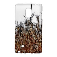 Abstract of a Cornfield Samsung Galaxy Note Edge Hardshell Case