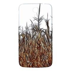 Abstract of a Cornfield Samsung Galaxy Mega I9200 Hardshell Back Case