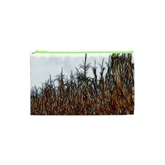 Abstract Of A Cornfield Cosmetic Bag (xs)