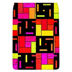 Squares and rectangles Removable Flap Cover (Large)