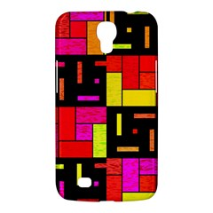 Squares And Rectangles Samsung Galaxy Mega 6 3  I9200 Hardshell Case