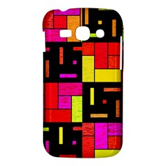 Squares and rectangles Samsung Galaxy Ace 3 S7272 Hardshell Case