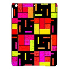Squares and rectangles Apple iPad Air Hardshell Case
