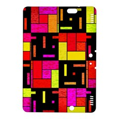 Squares and rectangles Kindle Fire HDX 8.9  Hardshell Case
