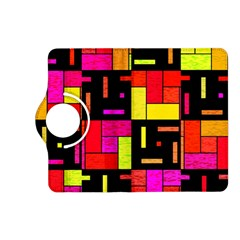 Squares and rectangles Kindle Fire HD (2013) Flip 360 Case