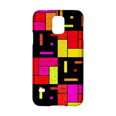 Squares And Rectangles Samsung Galaxy S5 Hardshell Case