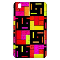 Squares And Rectangles Samsung Galaxy Tab Pro 8 4 Hardshell Case