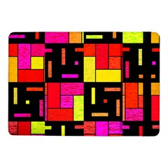 Squares And Rectangles Samsung Galaxy Tab Pro 10 1  Flip Case