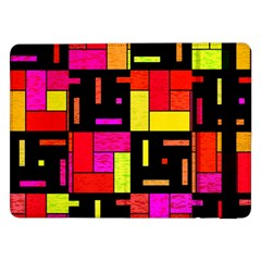 Squares and rectangles Samsung Galaxy Tab Pro 12.2  Flip Case