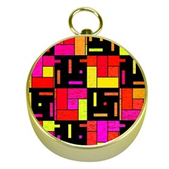 Squares and rectangles Gold Compass
