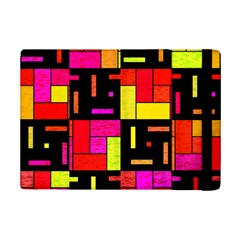 Squares and rectangles Apple iPad Mini 2 Flip Case