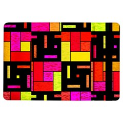 Squares and rectangles Apple iPad Air Flip Case