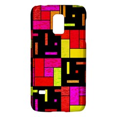 Squares and rectangles Samsung Galaxy S5 Mini Hardshell Case