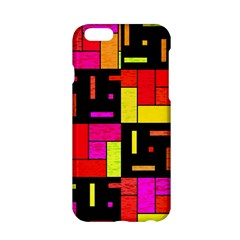 Squares And Rectangles Apple Iphone 6 Hardshell Case