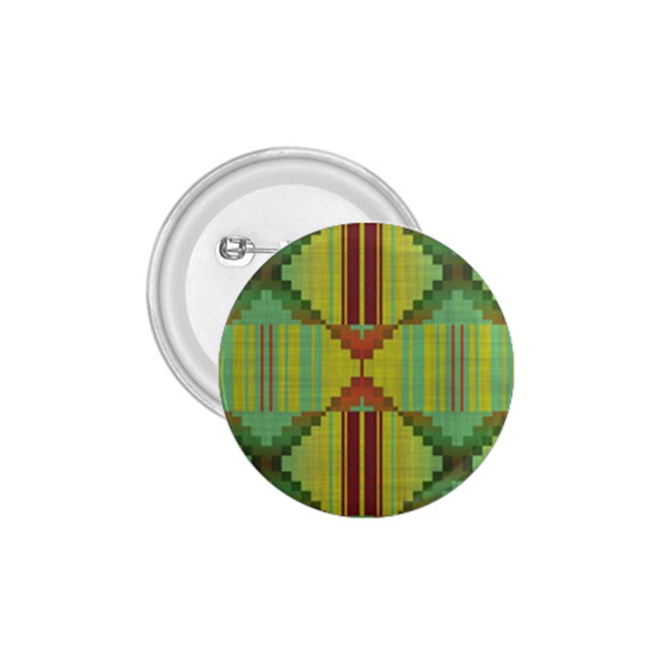 Tribal shapes 1.75  Button