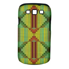 Tribal Shapes Samsung Galaxy S Iii Classic Hardshell Case (pc+silicone)