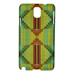 Tribal shapes Samsung Galaxy Note 3 N9005 Hardshell Case