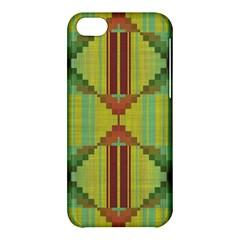 Tribal Shapes Apple Iphone 5c Hardshell Case