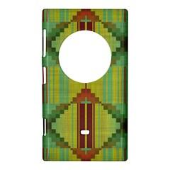 Tribal shapes Nokia Lumia 1020 Hardshell Case