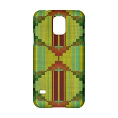 Tribal shapes Samsung Galaxy S5 Hardshell Case