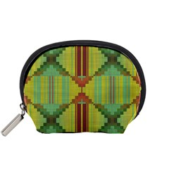 Tribal Shapes Accessory Pouch (small)