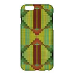 Tribal shapes Apple iPhone 6 Plus Hardshell Case