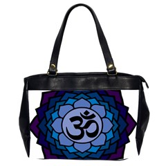 Ohm Lotus 01 Oversize Office Handbag (two Sides)