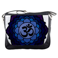 Ohm Lotus 01 Messenger Bag