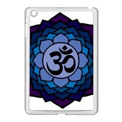 Ohm Lotus 01 Apple Ipad Mini Case (white)