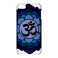 Ohm Lotus 01 Apple Ipod Touch 5 Hardshell Case With Stand