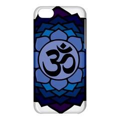 Ohm Lotus 01 Apple Iphone 5c Hardshell Case