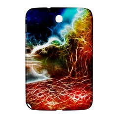 Abstract On The Wisconsin River Samsung Galaxy Note 8 0 N5100 Hardshell Case