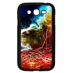 Abstract On The Wisconsin River Samsung Galaxy Grand Duos I9082 Case (black)