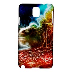 Abstract On The Wisconsin River Samsung Galaxy Note 3 N9005 Hardshell Case