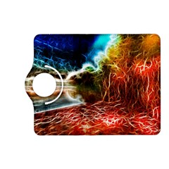 Abstract on the Wisconsin River Kindle Fire HD (2013) Flip 360 Case