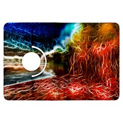 Abstract on the Wisconsin River Kindle Fire HDX Flip 360 Case