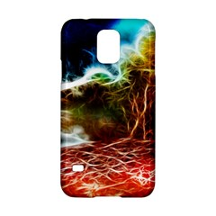 Abstract on the Wisconsin River Samsung Galaxy S5 Hardshell Case