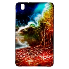 Abstract On The Wisconsin River Samsung Galaxy Tab Pro 8 4 Hardshell Case