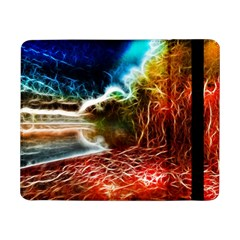 Abstract on the Wisconsin River Samsung Galaxy Tab Pro 8.4  Flip Case