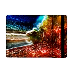 Abstract On The Wisconsin River Apple Ipad Mini 2 Flip Case