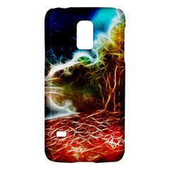 Abstract On The Wisconsin River Samsung Galaxy S5 Mini Hardshell Case