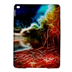 Abstract on the Wisconsin River Apple iPad Air 2 Hardshell Case