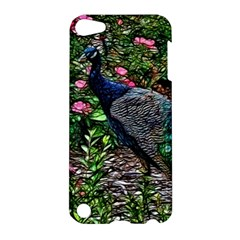 Peacock With Roses Apple Ipod Touch 5 Hardshell Case