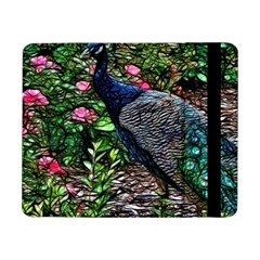 Peacock with roses Samsung Galaxy Tab Pro 8.4  Flip Case