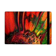 Abstract Of An Orange Gerbera Daisy Apple Ipad Mini 2 Flip Case