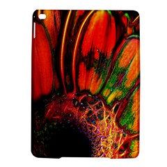 Abstract of an Orange Gerbera Daisy Apple iPad Air 2 Hardshell Case