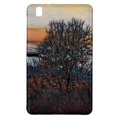 Abstract Sunset Tree Samsung Galaxy Tab Pro 8.4 Hardshell Case