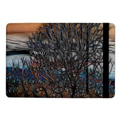 Abstract Sunset Tree Samsung Galaxy Tab Pro 10 1  Flip Case