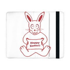 Cute Bunny With Banner Drawing Samsung Galaxy Tab Pro 8.4  Flip Case